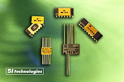 Military Custom High-Rel Precision Resistor Networks (Enlarge)