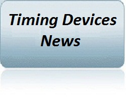 Timing devices news
